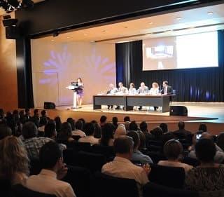 ACTO INAUGURAL DEL CURSO 2014-15 DE L'ESCOLA UNIVERSITÀRIA MEDITERRANI