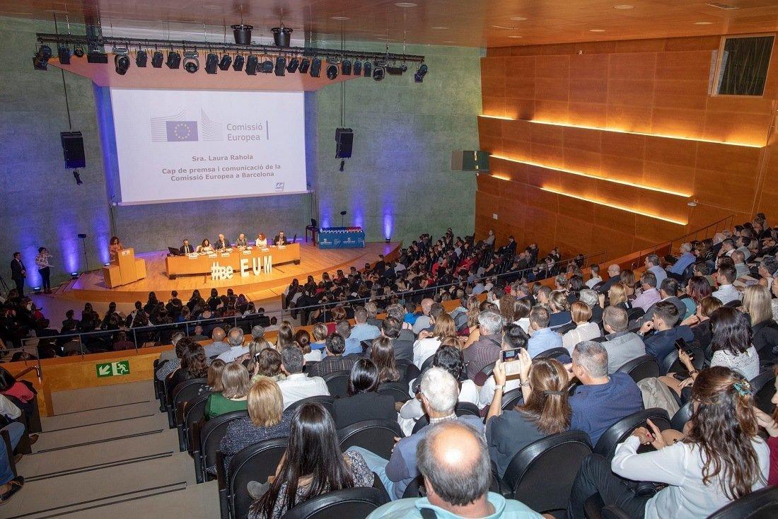 EU MEDITERRANI CELEBRA L'ACTE DE GRADUACIÓ I LA INAUGURACIÓ DEL CURS 2018