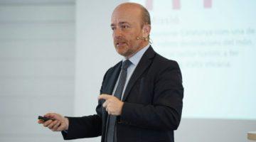 Patrick Torrent, Director Executiu a l'Agència Catalana de Turisme