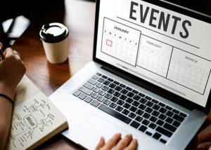 como ser organizador de eventos