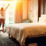 Tipos de habitaciones de un hotel