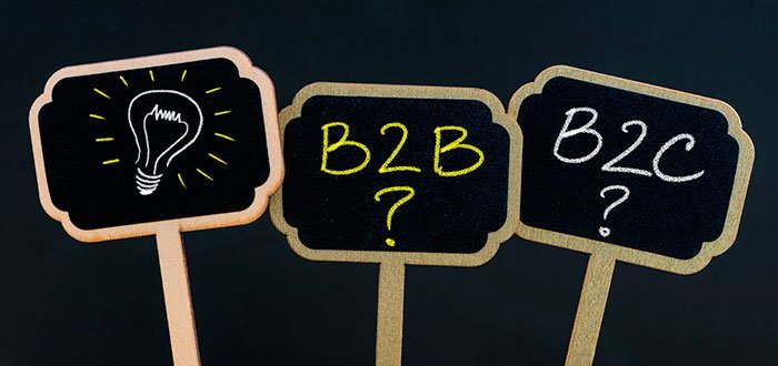 Qué es B2B y B2C en marketing: diferencias y similitudes