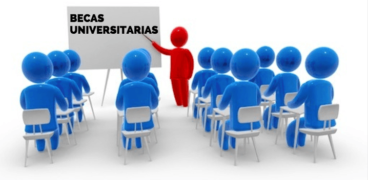 Becas universitarias para estudiantes de grado