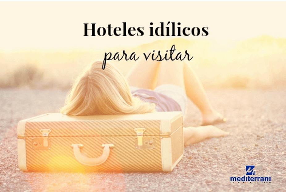 Escuela universitaria Barcelona: Hoteles idílicos para visitar