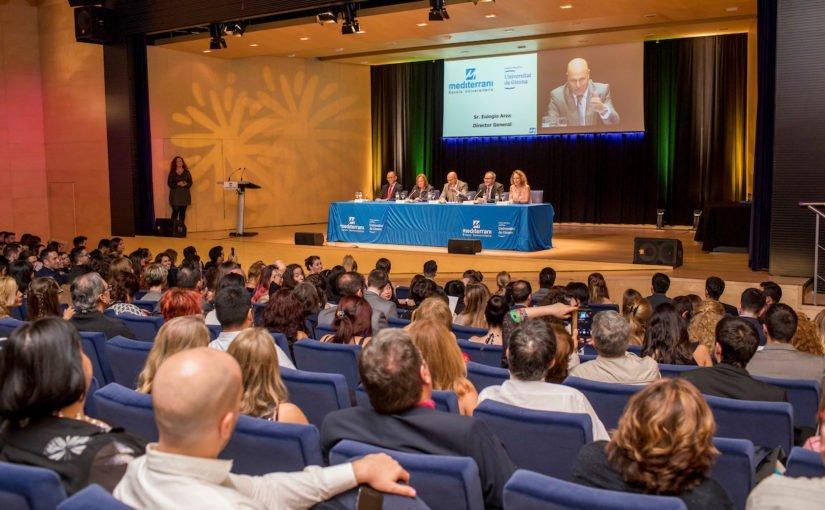 L'Escola Universitària Mediterrani celebra la graduació de Turisme i Màrqueting i la inauguració del nou curs