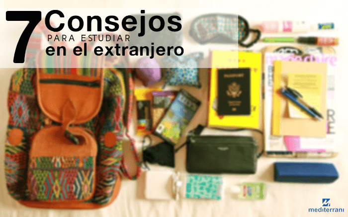 Grado turismo: 7 Consejos para estudiar en el extranjero