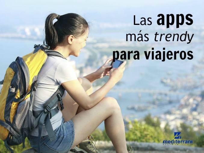Universidad de turismo: Las apps más trendy para viajeros